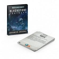 Blackstone fortress - advanced arsenal