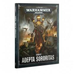 Adepta sororitas - 40K V8 - codex