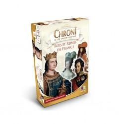 Chroni Rois et reines de France
