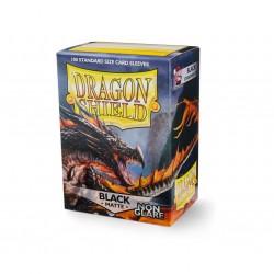 Dragon shield matte - black non glare