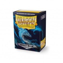 Dragon shield matte - night blue