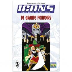 Icons 2 - De grands pouvoirs