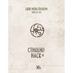 Cthulhu Hack - Libri Monstrorum -Aides de jeu