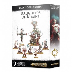 Daughters of khaine - start collecting