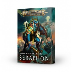 Seraphon - warscroll cards