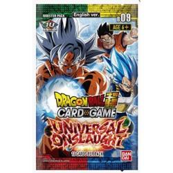 Dragon Ball Super JCC - Universal Onslaught - Booster B09