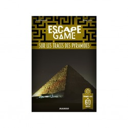 Escape game - Sur les traces des pyramides