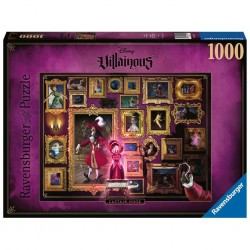 Vilainous - Puzzle Capitaine Crochet