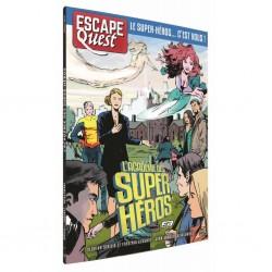 Escape Quest - Tome 6 - Academie des super-heros