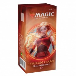 MTG - Challenger Deck 2020 - Cavalcade Charge (Rouge) -
