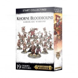 Start Collecting - Khorne Bloodbound