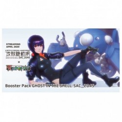 FOW - ghost in the shell sac_2045 - booster VO