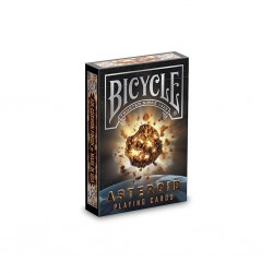 Cartes bicycle asteroid