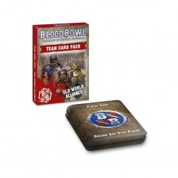 Blood bowl - Team card pack - Old world alliance