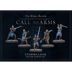 The Elder Scrolls - Call to arms - Plastic Stormcloak Faction