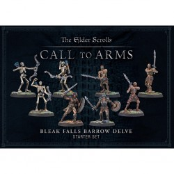 The Elder Scrolls - Call to arms - Plastic Black Falls Barrow