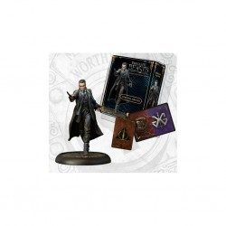 Harry potter miniature aventure game - Percival Graves
