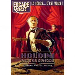 Escape quest - Houdini face au synode - Tome 8