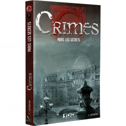 Crimes - paris, les secrets