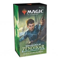 MTG - renaissance de Zendikar - kit d'avant premiere