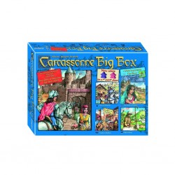 Carcassonne : Big Box 2014
