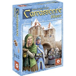 Carcassonne édition hiver