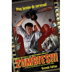 ZOMBIES SECONDE EDITION