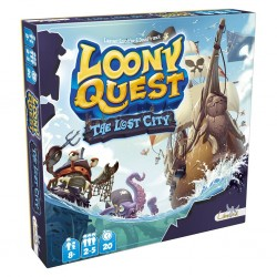 • Loony quest: The Lost City