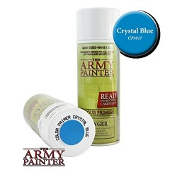 THE ARMY PAINTER COLOU PRIMERS CRYSTAL BLUE