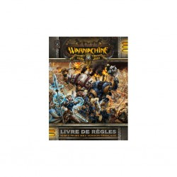 WARMACHINE LIVRES DE REGLES RIGIDE
