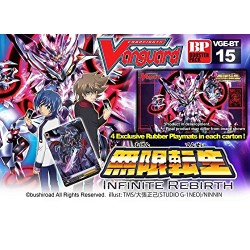VANGUARD INFINITE REBIRTH