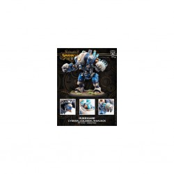 WARMACHINE CYGNAR STORMWALL & LIGHTNING PODS COLOSSAL & SOLO