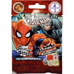 THE AMAZING SPIDERMAN DICE MASTERS