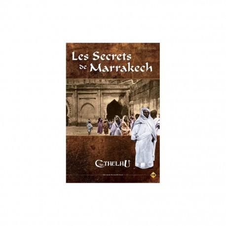 CHTULHU 7° EDITION LES SECRETS DE MARRAKECH