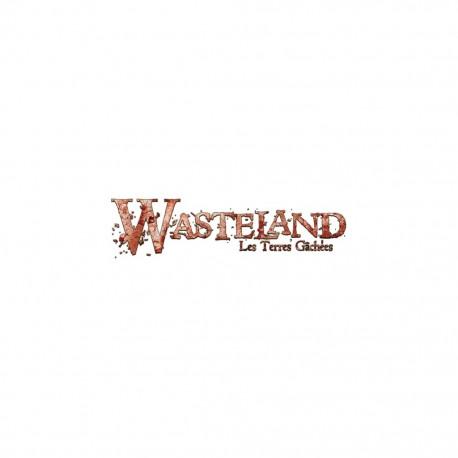 Wasteland Les Terres Gachées - Kit D'initiation