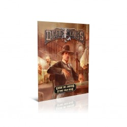 Deadlands Reloaded Guide du joueur de Stone Cold Dead