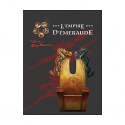 Le Livre Des Cinq Anneaux : L'empire D'emeraude