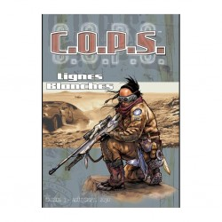 C.O.P.S. LIGNES BLANCHES