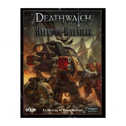 Deathwatch Jdr - Rites De Batailles