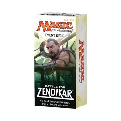 MAGIC BATTLE FOR ZENDIKAR EVENT DECK