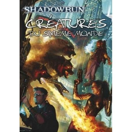 Shadowrun Créatures Du Sixième 6ème Monde Supplément