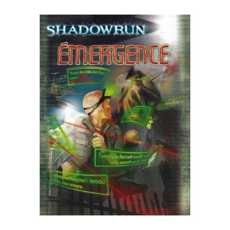 Shadowrun - Emergence