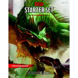 Dungeons & Dragons 5ème Edition : Starter Set