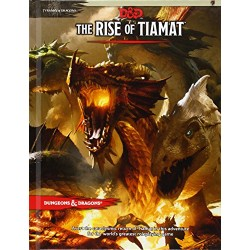 D&D : Tyranny Of Dragons The Rise Of Tiamat