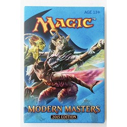 MAGIC MODERN MASTERS 2015 EDITION