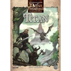 Défis Fantastiques JDR : Titan