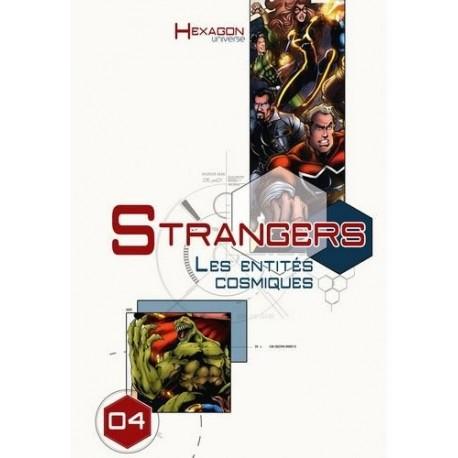 Hexagon Universe: Hexagon 04 Strangers Ed. Limitee