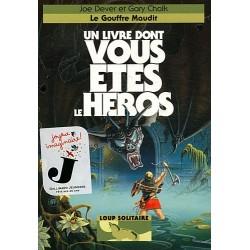 UN LIVRE DONT VOUS ETES LE HEROS LE GOUFFRE MAUDIT