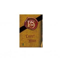 13e Age - Le Carnet Du Héros