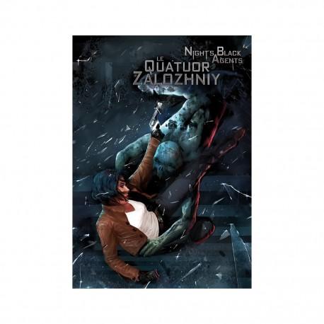 Night's Black Agents - Quatuor Zalozhniy